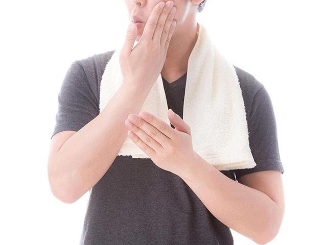 正しい洗顔方法で保湿成分を導入させる